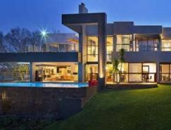 约翰内斯堡一所豪华别墅设计欣赏