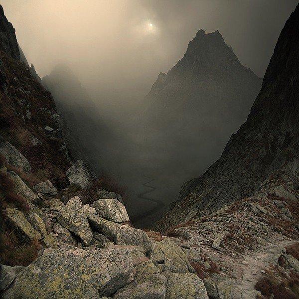 MichałKarcz宁静寂寞的风光摄影
