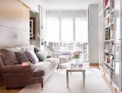 40平方米小公寓室内设计