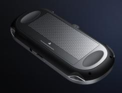全新设计的索尼PSP2手掌游戏机
