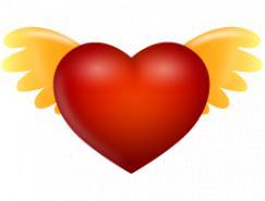 情人节红心PNG图标256x256