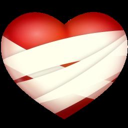 受傷的心_受傷的心歌詞圖片