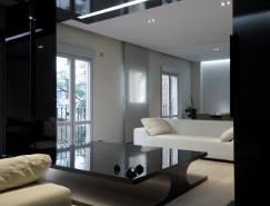 室内设计欣赏:老建筑公寓改造