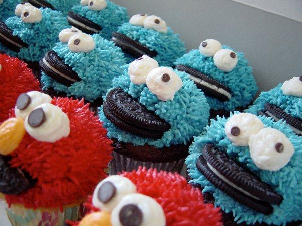 36款最漂亮的cupcake杯子蛋糕设计(2)