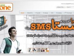 來自巴基斯坦的網頁設計作品
