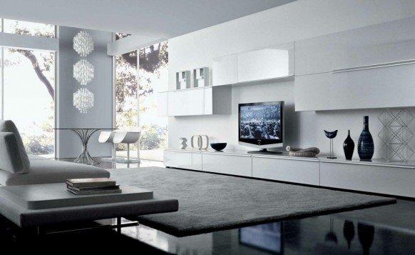 MisuraEmme现代风格客厅设计