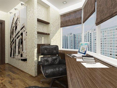HomeOffice(家庭办公室)装饰设计