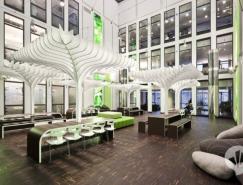 柏林MTVNetworks总部室内设计