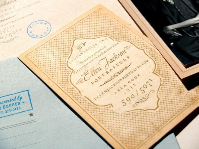 美国设计师EricKass品牌设计作品