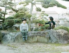 摄影师滨田英明(HideakiHamada)美好的家庭生活
