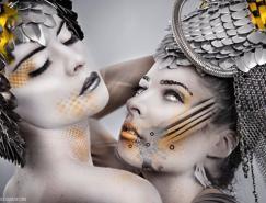 超美的时尚人物摄影欣赏