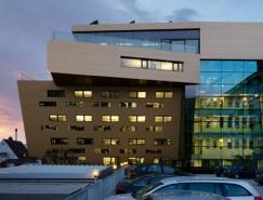 建筑欣赏:奥地利RaiffeisenFinanz中心
