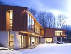 现代的建筑杰作:肯特桥屋