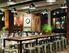 墨尔本CapitalKitchen餐厅设计