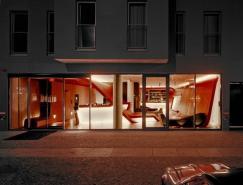 GRAFT设计:时尚前卫的柏林HotelQ!酒店