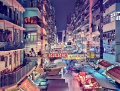 德国摄影师ThomasBirke城市摄影:霓虹香港
