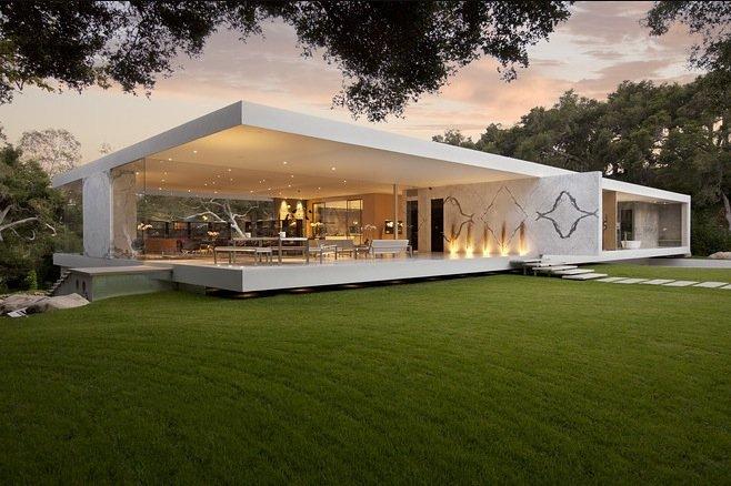 五间欧式别墅外观设计效果图