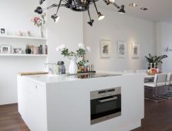 阿姆斯特丹P.C.Hooftstraat公寓室内设计