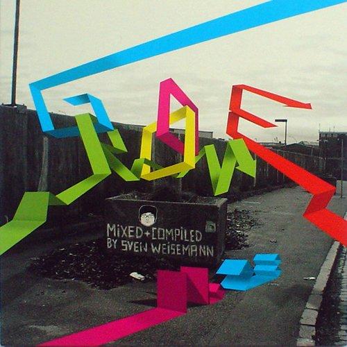 美丽的文字排版艺术 音乐专辑封面设计