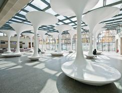 维也纳TMW科技博物馆入口设计