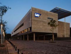 办公建筑设计:巴西SAP实验室大楼