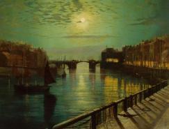英国画家JohnAtkinson