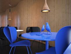 Makhno時尚個性辦公空間設計