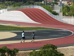 西班牙Subarquitectura:3D立体跑道