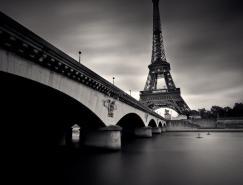 DamienVassart黑白摄影:唯美的巴黎