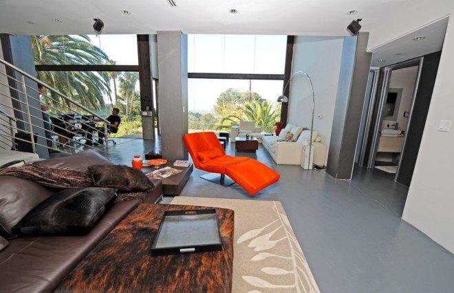 洛杉矶Bojanic别墅设计