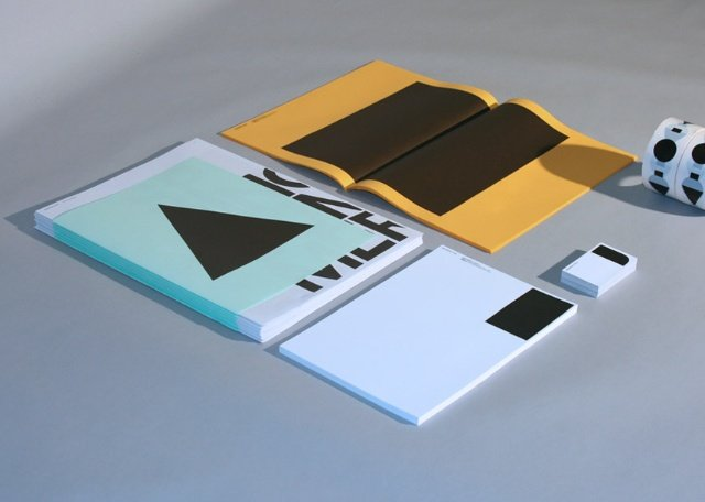 PeteRossi简约平面设计作品