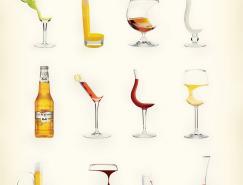 国外创意酒类广告欣赏