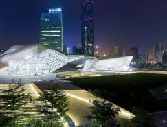 建筑欣赏:广州歌剧院