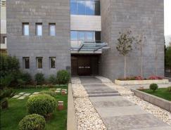 喷泉和棕榈树环绕下★的黎巴嫩Ghazale别墅快3彩票官网