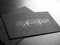 悉尼LikeMinded创意字体设计