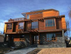加拿大Maddock别墅设计