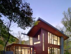 住宅融入自然:Harkavy别墅设计