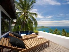 泰国涛岛CasasdelSol热带海滨别墅设计