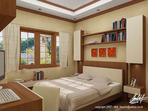 40个现代卧室设计欣赏