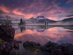 美丽的自然摄影作品