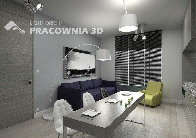 小户型公寓效果图设计