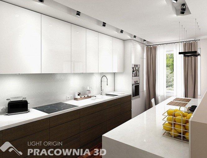 小户型公寓效果图设计 - 静水流深 - 静水流深