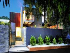 墨尔本Richmond别墅设计