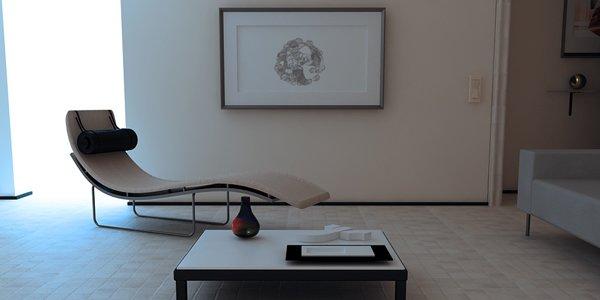 25张漂亮的室内效果图欣赏