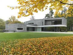 德国HouseM别墅设计
