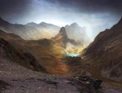 AlexandreDeschaumes美丽的自然风光摄影