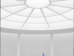几何美学:现代建筑摄影欣赏