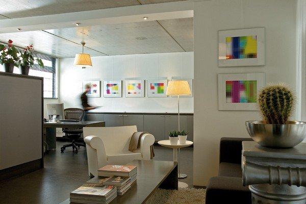 宁静简约的公寓设计