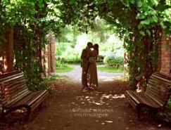 梦幻般的感觉:AnastasiaVolkova婚礼摄影