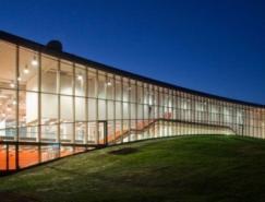 建筑欣赏:爱沙尼亚塔尔图EM体育馆